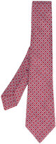 Kiton floral print tie - men - Silk - One Size