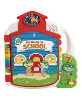 Leapfrog Tad's Get Ready Preschool Book