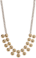 Kenneth Cole New York Two-Tone Double Row Necklace