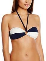 Marie Meili Women's Avalon Bandeau Bikini Top,(Manufacturer Size:X-Small)