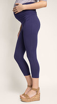 Esprit OUTLET maternity 7/8 legging with above-bump waistband