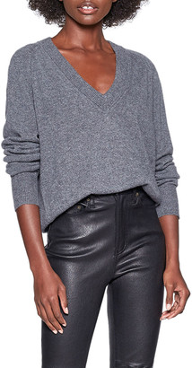 Equipment Madeline V-Neck Cashmere Sweater
