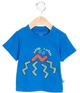 Stella McCartney Boys' Embroidered Short Sleeve Shirt