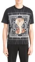 Givenchy Cobra Graphic T-Shirt