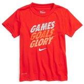 Nike Games Goals Glory Graphic Dri-FIT T-Shirt (Toddler Boys & Little Boys)