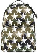 Valentino Garavani Valentino 'Camustar' backpack - men - Leather/Nylon - One Size