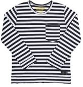 Munster Men's Striped Cotton Jersey T-Shirt