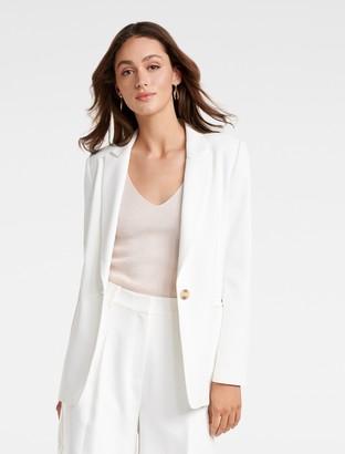 Ever New Laila City Suit Blazer