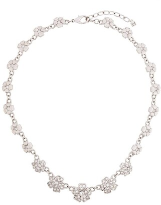 Nina Ricci Pre-Owned Flower Necklace