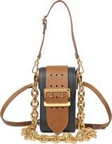 Burberry Ll Belt Oblong Bag
