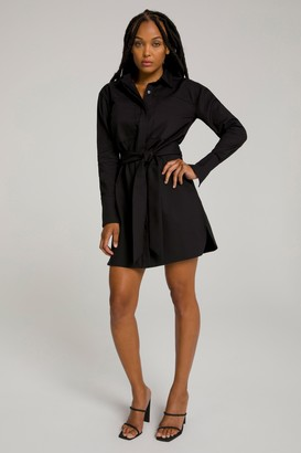 Good American Committed To Fit Dress | Black001