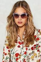Nasty Gal nastygal Meow or Never Cat-Eye Shades