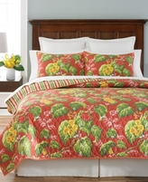 Martha Stewart Collection CLOSEOUT! Collection Pleasant Grove Full/Queen Quilt