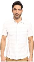 7 Diamonds Bright Line Short Sleeve Shirt