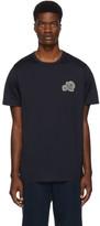 Moncler Navy Logo T-Shirt