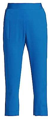Piazza Sempione Women's Hillary Relaxed Cropped Pants