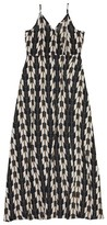 B.young Maxi Dress with Shoestring Straps