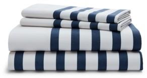 Lauren Ralph Lauren Evan Stripe California King Sheet Set Bedding