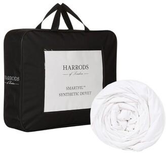 Harrods Single SmartfilTM Synthetic Duvet (9 Tog)