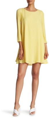 FRNCH Polka Dot A-Line Dress
