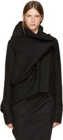 Rick Owens Black Guimard Jacket