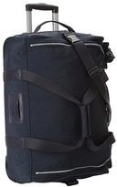 Kipling Discover Small Wheeled Luggage Duffle Duffel Bags