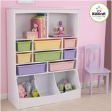 Kid Kraft Wall Storage Unit - White