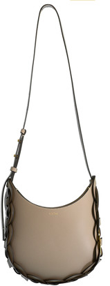 Chloé Grey Darryl Small Hobo Bag
