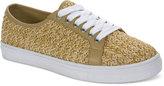 Tahari Gene Lace-Up Sneakers