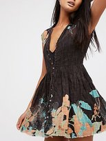 FP One Fp One Papercut Shirt Dress at Free People