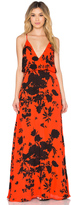 Karina Grimaldi Lola Maxi Dress