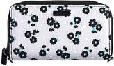 Ju-Ju-Be Black & White Floral Be Spendy Wallet