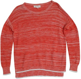 Vince Camuto Orange Cotton Knitwear for Women