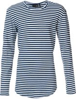 AG Jeans striped longlseeved T-shirt