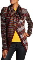 Desigual Multi Color Wide Spread Cardigan