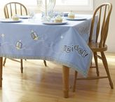Pottery Barn Kids Hanukkah Tablecloth