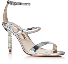 Sophia Webster Women's Rosalind Crystal 85 High-Heel Sandals