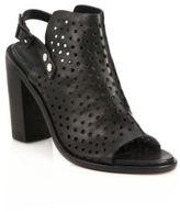Rag & Bone Wyatt Perforated Leather Sandals