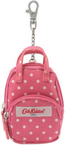 Cath Kidston Mini Dot Backpack Keyring