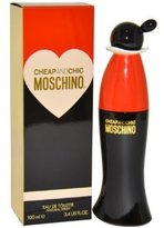 Moschino Cheap & Chic By Edt Spray 3.4 Oz