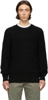 A.P.C. Black Nicolas Sweater