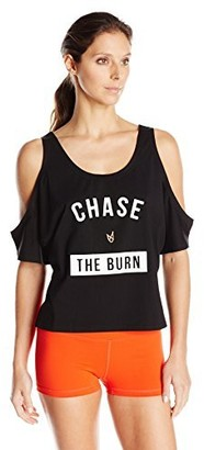 MinkPink Women's Chase The Burn Tee