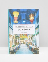 Books The 500 Hidden Secrets Of London Book