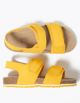 Marks and Spencer Kids' Riptape Sandals (5 Small - 12 Small)