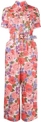 Zimmermann Poppy floral print jumpsuit