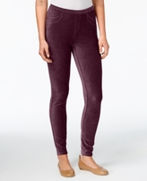 Style&Co. Style & Co Style & Co Petite Corduroy Leggings, Created for Macy's