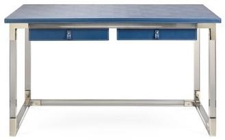 Jonathan Adler Jacques Desk Color: Nickel
