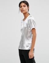 Vila Metallic T-Shirt