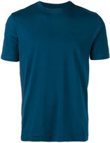 Cruciani plain T-shirt - men - Cotton/Spandex/Elastane - 48
