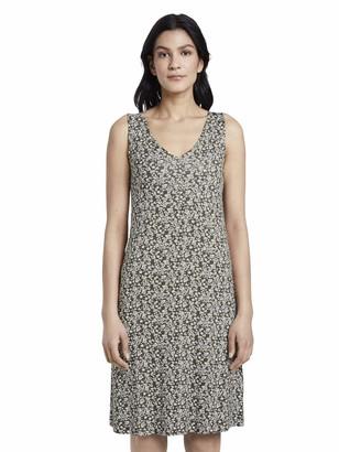 Tom Tailor Women's Jersey Basic Dress
